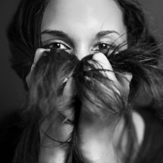 portrait photo noir et blanc rhone alpes
