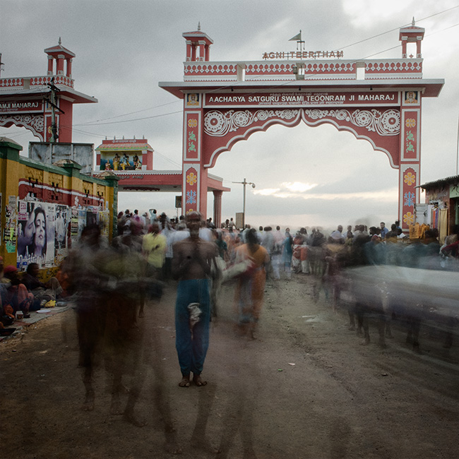 rameswaram inde du sud tamil nadu