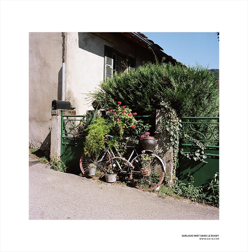 maison au vélo bugey ain