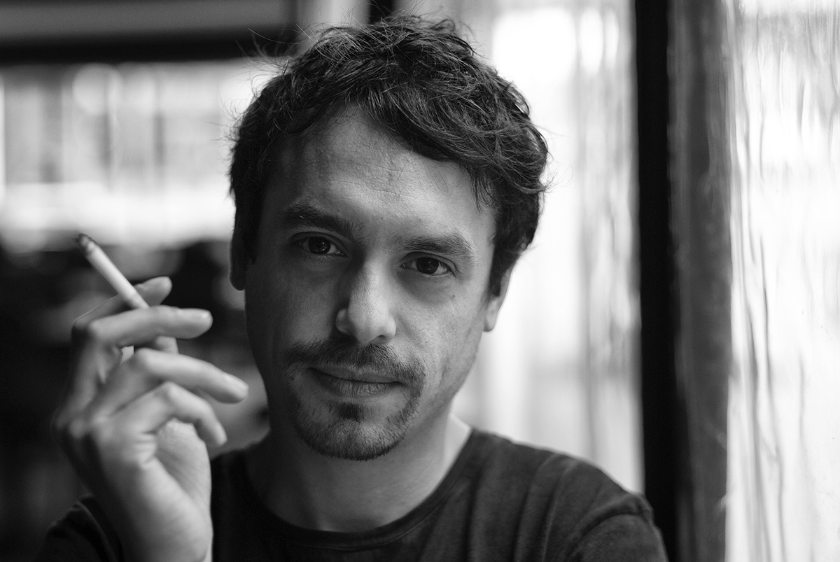 Portrait d'Alexandre Malheiro
